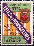 22-69 - Tarare - Fêtes 1923