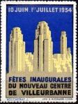 22-69 - Villeurbanne - 1934 - Fêtes