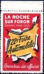 22-74 - Roche sur Foron - 1953 - Foire auto