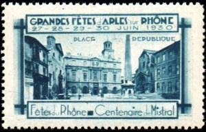 Arles - 1930 - Fêtes Mistral
