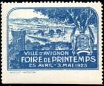 Avignon - 1925 - Foire Printemps