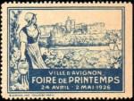 Avignon - 1926 - Foire Printemps