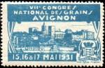 Avignon - 1931 - VII Congrès grains