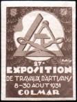 Colmar - 1931 - Expo artisans