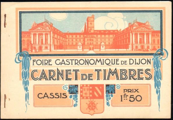Dijon - Foire 1923 - 1B