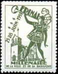 Epinal - 1953- Millénaire basilique