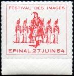 Epinal - 1954 - Festival des images