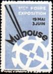 Mulhouse - 1934 - 1e foire expo.