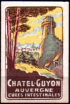 03-63 - Chatel Guyon - Cures