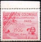 12-75 - Paris Expo Coloniale 1906