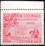 12-75 - Paris Expo Coloniale 1906