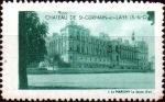 12-78 - St Germain en Laye - Château - Vue Gale