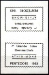 12-91 - Athis-Mons - Expo 1963