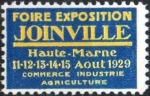 12-94 - Joinville - Foire 1929