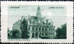 14-87 - Limoges - IE Hôtel de Ville