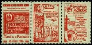 15-54 - Nancy - 1913 - Kermesse