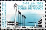 15-54 - Nancy - Foire 1965