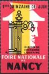 15-54 - Nancy - Foire