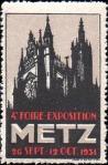 15-57 - Metz - 1931 - 4° Foire