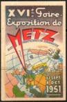 15-57 - Metz - Foire 1951