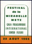 15-57 - Metz - Mirabelle 1965