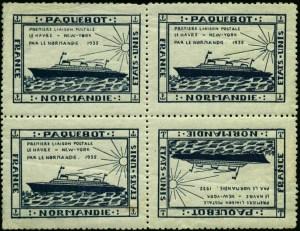 18-44 - St Nazaire - 1936 - Normandie dentelé
