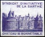 18-72 - Bonnétable - Château