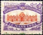 18-72 - Le Mans - 1923 Expo - 1