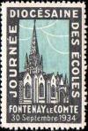 18-85 - Fontenay-le-Comte - 1934 - Diocèse