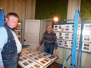 Le montage Michel PONCHEL et nos amis de Clichy