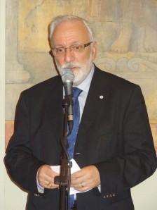 Claude DESARMENIEN, Président de la FFAP