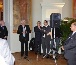 Inauguration les discours