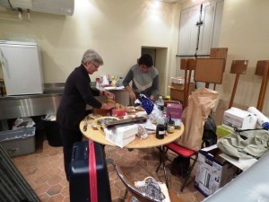 L'Intendance avec Liliane TASSET et Magali GEFFROY